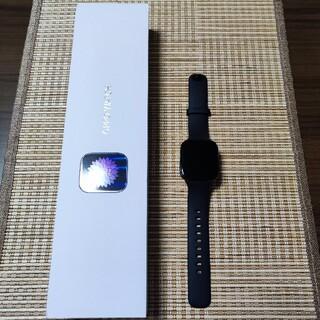 オッポ(OPPO)のoppo  watch 41mm black(その他)