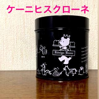 ニトリ(ニトリ)のケーニヒスクローネ お菓子缶(小物入れ)