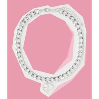 エイチアンドエム(H&M)のblackpink ネックレス (ネックレス)