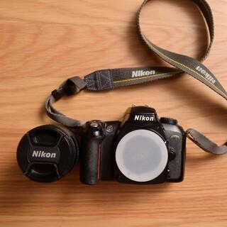 ニコン(Nikon)のフィルム電池付 Nikon U2 フィルムカメラ レンズ 28-80mm(フィルムカメラ)