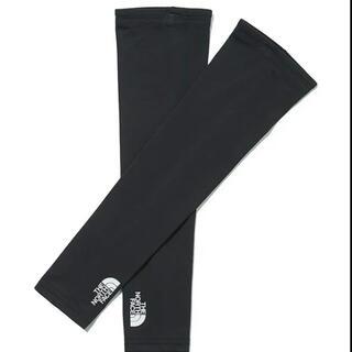 ザノースフェイス(THE NORTH FACE)のTHE NORTH FACEアームカバー UV CUT 男女兼用モデル(手袋)