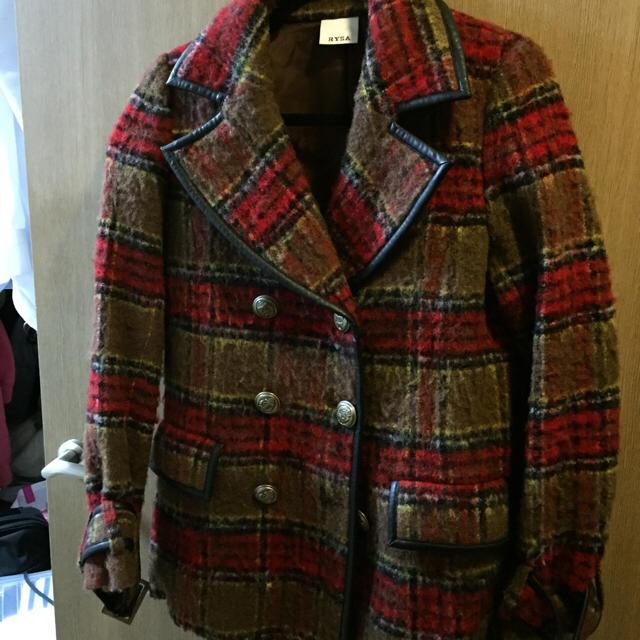 RYZA(ライザ)のライザ ピーコート レディースのジャケット/アウター(ピーコート)の商品写真