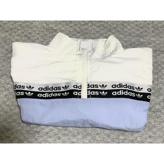 アディダス(adidas)のADIDAS ORIGINALS ショート丈シャツ(シャツ/ブラウス(長袖/七分))