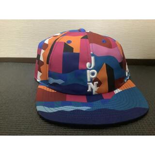 """ナイキ(NIKE)の【NIKE SB×Parra】 Printed Skate Cap""""JAPAN(キャップ)"""