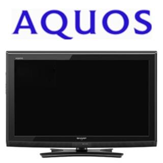 アクオス(AQUOS)の【美品】SHARP AQUOS 32V(テレビ)