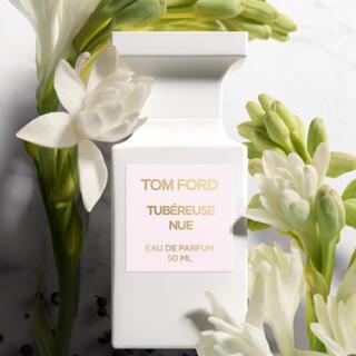 トムフォード(TOM FORD)のTOMFORD香水♡テュべルーズニュ(香水(女性用))