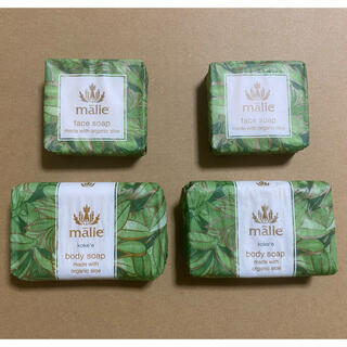 マリエオーガニクス(Malie Organics)のMalie Organics body soap & face soap(ボディソープ/石鹸)