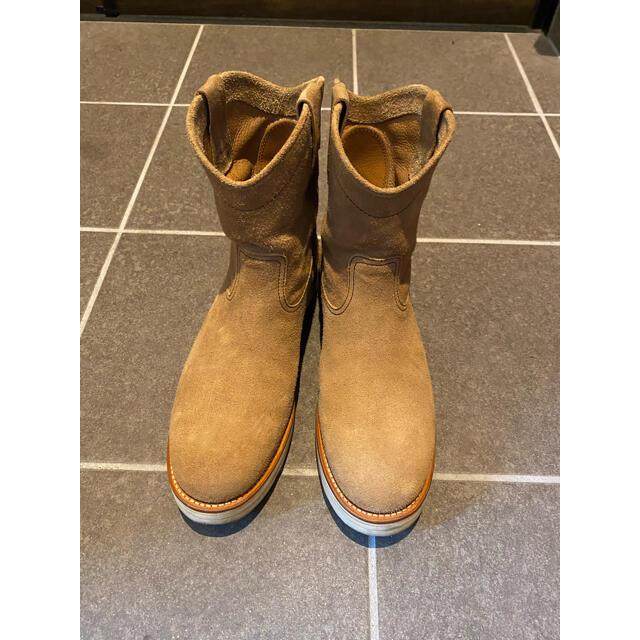 ATTACHIMENT(アタッチメント)のアタッチメント ブーツ メンズの靴/シューズ(ブーツ)の商品写真