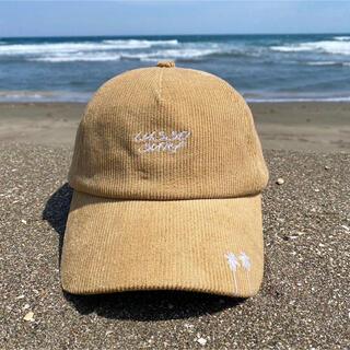 スタンダードカリフォルニア(STANDARD CALIFORNIA)の西海岸スタイル☆LUSSO SURF パームツリー刺繍キャップ 帽子 RVCA(キャップ)
