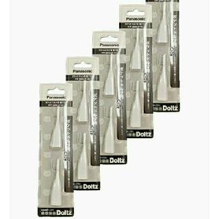 パナソニック(Panasonic)のポケットドルツキッズEW-DS32用替えブラシ 10本入 白EW0959-W(歯ブラシ/歯みがき用品)