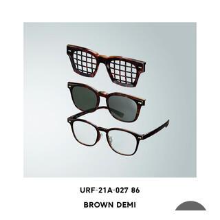 JINS - JINS & SUN × VERDY サングラス ブラウン 限定品