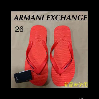 アルマーニエクスチェンジ(ARMANI EXCHANGE)の洗練されたデザイン ARMANI EXCHANGE  サンダル(サンダル)
