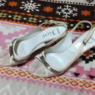 クリスチャンディオール(Christian Dior)のクリスチャンディオール、サンダル(サンダル)