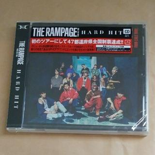 ザランページ(THE RAMPAGE)のHARD HIT(CDのみ)(ポップス/ロック(邦楽))