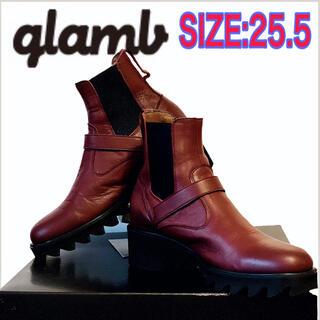 グラム(glamb)の【glamb】Blondie boots(ブーツ)