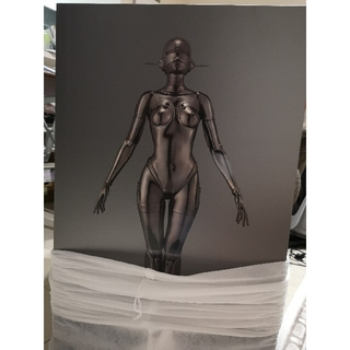 Sexy Robot floating 1/4 scale edition (彫刻/オブジェ)