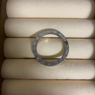 ブルガリ(BVLGARI)のブルガリ ペンダントトップ キーリング 925 ネックレス(キーホルダー)
