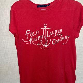 ラルフローレン(Ralph Lauren)のRALPH LAURENラルフローレンTシャツ(Tシャツ/カットソー(半袖/袖なし))
