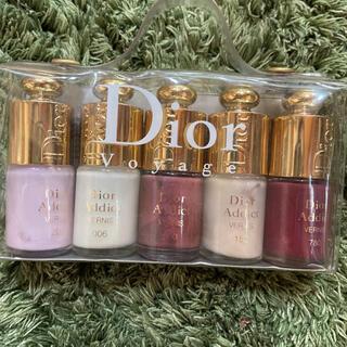 Dior - ディオール マニキュア 5本セット