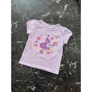 ディズニー(Disney)のディズニー ラプンツェル Tシャツ 半袖(Tシャツ/カットソー)