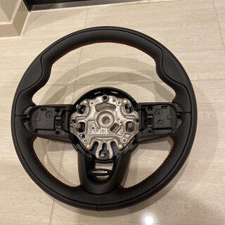 ビーエムダブリュー(BMW)の専用 MINI JCW ステアリング(車内アクセサリ)