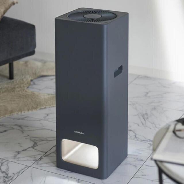 BALMUDA(バルミューダ)のバルミューダ 新品 空気清浄機 スマホ/家電/カメラの生活家電(空気清浄器)の商品写真