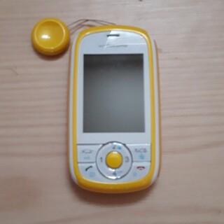 エヌティティドコモ(NTTdocomo)のキッズ携帯 (本体のみ)(携帯電話本体)