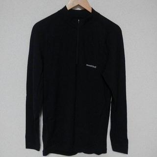 モンベル(mont bell)のスーパーメリノウール M.W. ハイネックシャツ XL(Tシャツ/カットソー(七分/長袖))