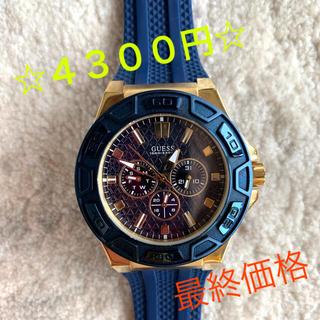 ゲス(GUESS)のGUESS⭐︎腕時計(腕時計)