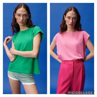 ザラ(ZARA)のセット売り ZARA ベーシックTシャツ(Tシャツ(半袖/袖なし))