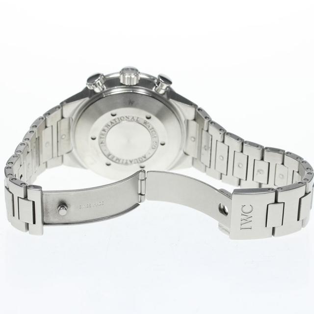 IWC(インターナショナルウォッチカンパニー)のIWC アクアタイマー IW371928 メンズ 【中古】 メンズの時計(腕時計(アナログ))の商品写真