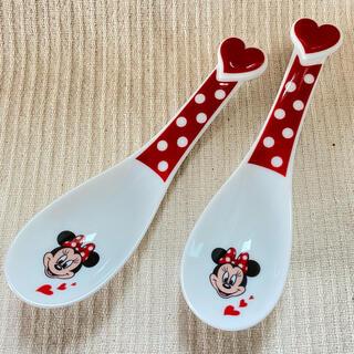 ミニーマウス(ミニーマウス)の【専用出品です】れんげ ミニーマウス(キャラクターグッズ)