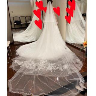 タカミ(TAKAMI)のウェディングベール(ヘッドドレス/ドレス)