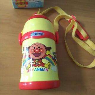 象印 - 保冷水筒 アンパンマンステンレスボトル ストロータイプ