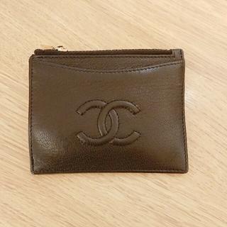 シャネル(CHANEL)のCHANELミニ財布 (財布)