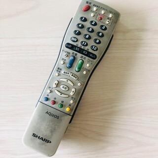 シャープ(SHARP)のSHARP シャープ テレビリモコンGA812WJSA(その他)