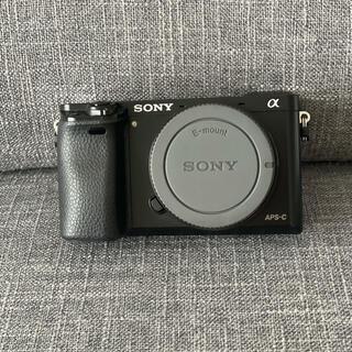 ソニー(SONY)のSONY ソニー a6000 ミラーレス カメラ(ミラーレス一眼)