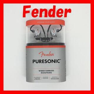 フェンダー(Fender)のFender PURESONIC WIRED EARBUDS OLYMPIC …(ヘッドフォン/イヤフォン)