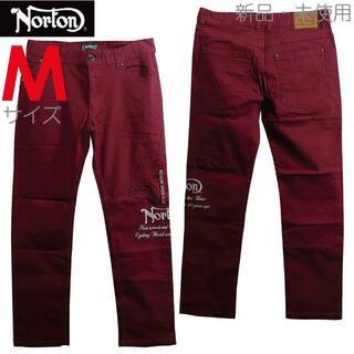 Norton - 新品 Mサイズ Norton ノートン ジーンズ 刺繍 ストレッチ 1808