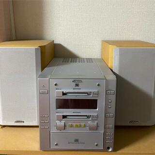 Victor - ジャンク品 【Victor】CDMDコンポ