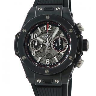 ウブロ(HUBLOT)のウブロ  ビッグバン ウニコ ブラックマジック 411.CI.1170.(腕時計(アナログ))