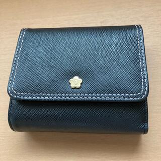 マリークワント(MARY QUANT)のマリークワント三つ折り財布(財布)