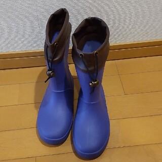 アンパサンド(ampersand)のスノーブーツ 長靴 レインブーツ アンパサンド 20.0センチ(長靴/レインシューズ)