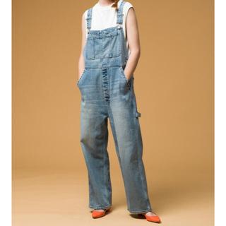ロンハーマン(Ron Herman)のRH vintage Denim Overall Pants オーバーオール(サロペット/オーバーオール)