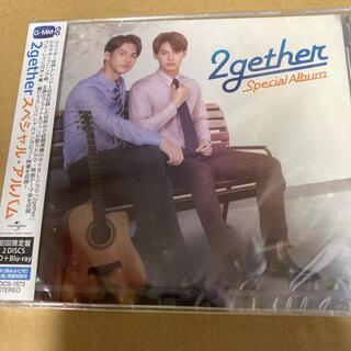 Bright & Win ブライト&ウィン 2gether 初回盤 新品未開封(テレビドラマサントラ)