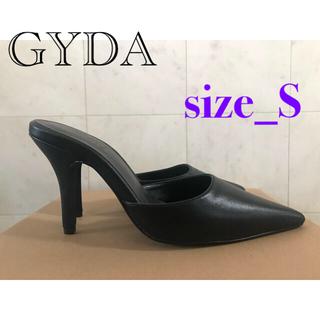 ジェイダ(GYDA)のGYDA ミュール 本日限定値下げ(ミュール)
