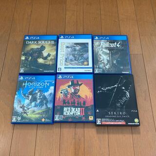プレイステーション4(PlayStation4)のPS4 ソフト(家庭用ゲームソフト)