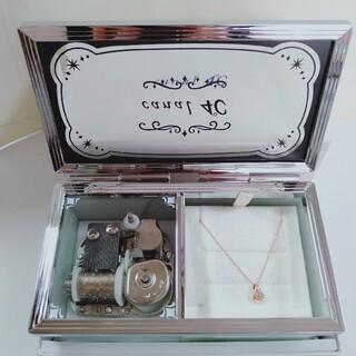 カナルヨンドシー(canal4℃)のcanal4℃K10 ピンクゴールドペリドットネックレス(ネックレス)