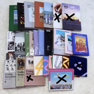 セブンティーン(SEVENTEEN)のSEVENTEEN セブチ アルバム CD(K-POP/アジア)
