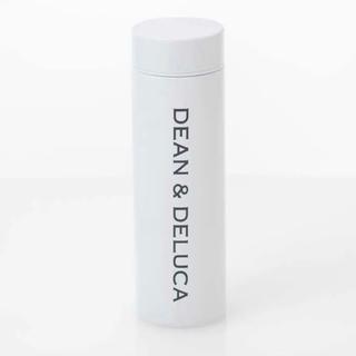 ディーンアンドデルーカ(DEAN & DELUCA)の【新品未使用】DEAN&DELUCA 大人気ステンレスボトル ホワイト限定カラー(ファッション)